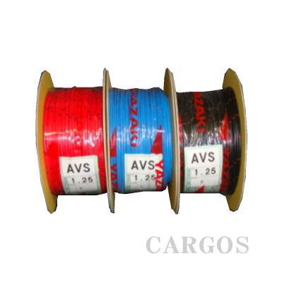 imgrc0063261921 rakuten ichiba\\, cargos yazaki wiring code avs 1 25 mm for