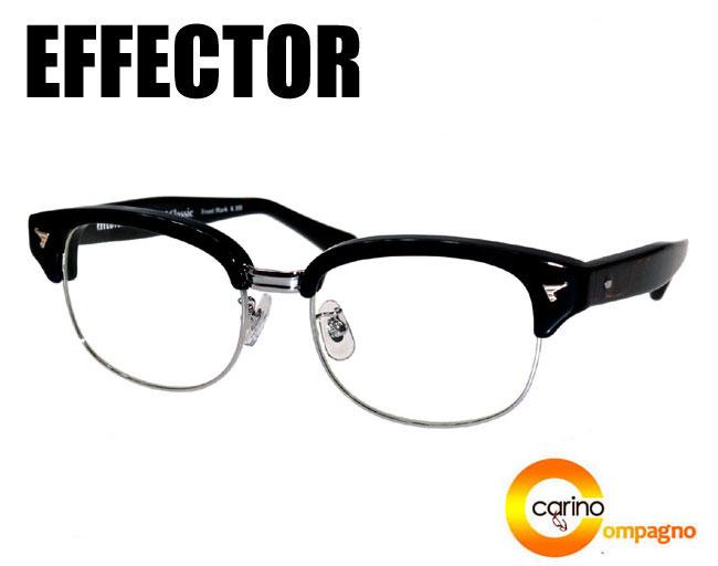 EFFECTOR delay2×BJ Classic 10th Anniversary エフェクター10周年特別モデル ディレイ2×BJクラシック 眼鏡 メガネ
