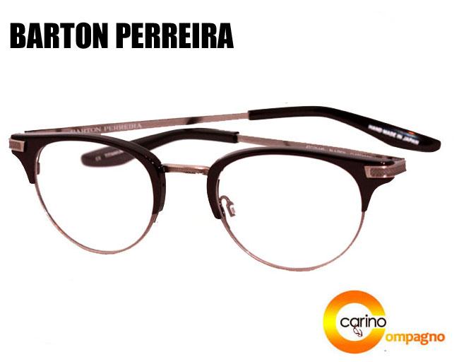 BARTON PERREIRA CLARENDON バートンペレイラ クラレンドン メガネ 眼鏡