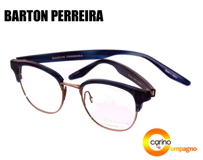 BARTON PERREIRA KARLHEINZ バートンペレイラ カールハインツ メガネ 眼鏡