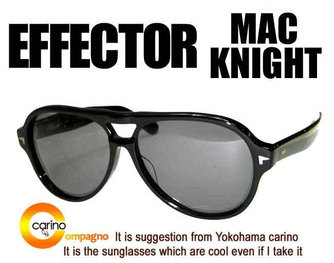 EFFECTOR×Macknight 이펙터 일행 선글라스