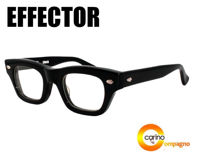 エフェクター 眼鏡 EFFECTOR 【最新作】 EFFECTOR check【送料無料】エフェクター 眼鏡 メガネ チェック