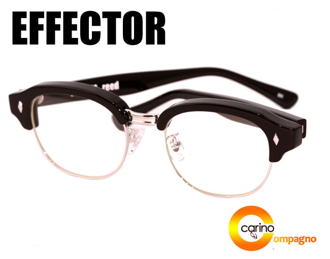EFFECTOR 15th Anniversary reed エフェクター15周年記念モデル リード  眼鏡 メガネ
