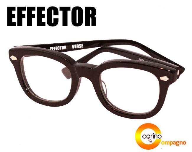 EFFECTOR VERSE エフェクター ヴァース  眼鏡 メガネ