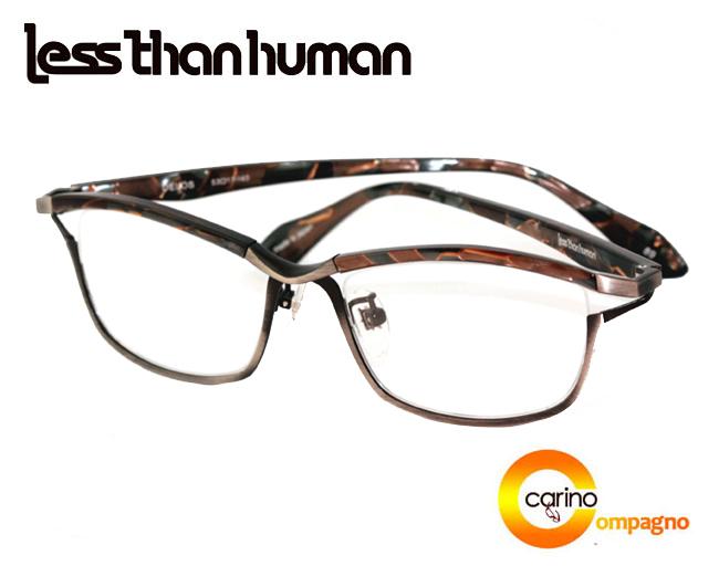 【less than human メガネ 眼鏡】less than human DELOS レスザンヒューマン デロス