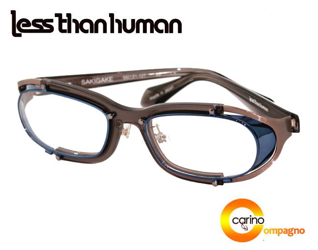 【less than human メガネ 眼鏡】less than human SAKIGAKE レスザンヒューマン サキガケ