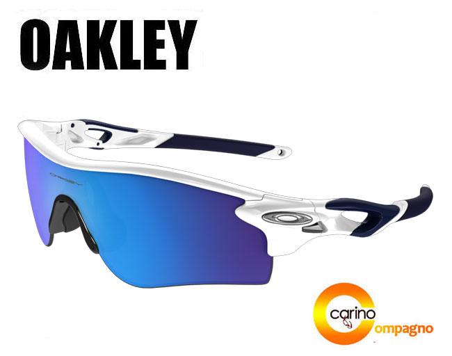 OAKLEY custom RadarLock Asia Fit【プリズムサファイア】オークリー カスタム レーダーロック アジアフィット