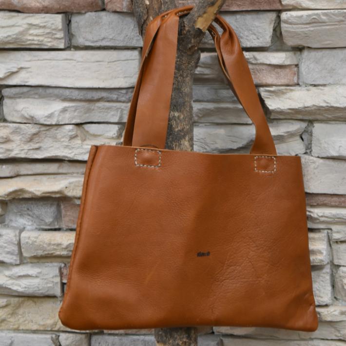 本革 バッグ レディース 軽い 柔らかい 革 レザー a4 トートバッグ bag 日本製「slowH」SH148