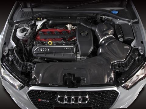 新発売!【GruppeM /グループ・エム】 ラム・エアシステム [AUDI RS3 (8V) CZG ( 2.5L ターボ ) 専用] FRI-0220
