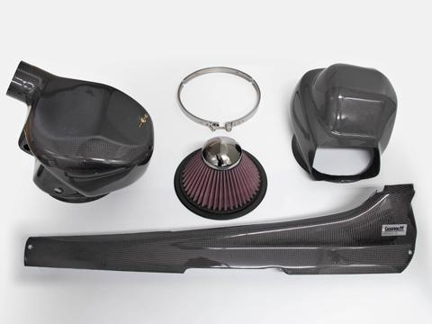 新発売!【GruppeM /グループ・エム】 ラム・エアシステム [VW GOLF 7 / AUDI S3 専用] FRI-0228