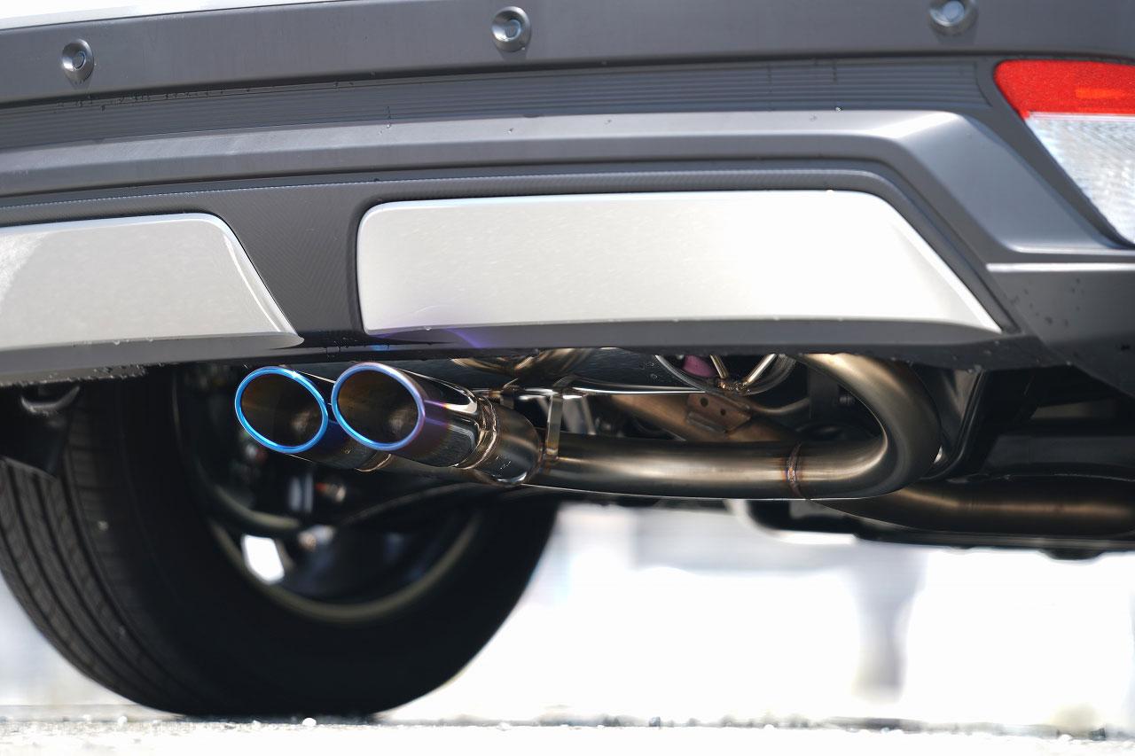 新発売!工場より直送のため代引不可【COLT SPEED/コルトスピード】スーパーステンレスマフラーエクリプスクロス GK1W 全グレード(2WD,4WD) CSD0104-084