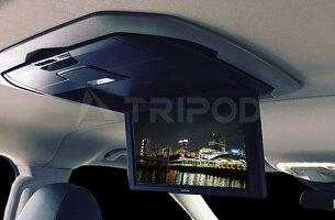 【TRIPOD/トライポッド】【BP-MBFM】メルセデス・ベンツ Mercedes-Benz Vクラス V447 アルパイン12.8インチ用 フリップダウンモニターフラット取付キット