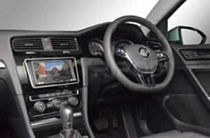 【TRIPOD/トライポッド】【GE-VW212KG/MG】ゴルフVII 2DIN取付キット(ブラックパネル・シルバーパネル)