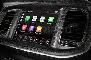 代引き不可【TRIPOD/トライポッド】【MD-NIF1DVD/CHplus2】Apple CarPlay付車両用 JEEP/DODGE/CHRYSLER用AVインターフェース