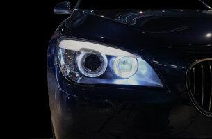 【TRIPOD/トライポッド】【LED_E84】X1(E84)用 LEDリング H8タイプ(キャンセラー内蔵)