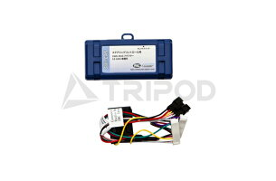 【TRIPOD/トライポッド】【PAC JAPAN | SWI-CAN】CAN-BUS制御車両用SWIシリーズ対応信号変換ユニット