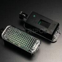 【TRIPOD/トライポッド】【AX-ATF01W/B/R】AUDI A4専用交換タイプLEDフットランプキット