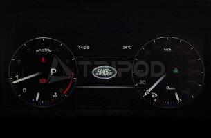 【ラッキーシール対応】【TRIPOD/トライポッド】【STC-LA01】Land Rover/ランドローバー専用 アイドリングストップキャンセラー OBDタイプ