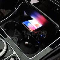 【TRIPOD/トライポッド】【BP-MBWC】メルセデス・ベンツ Mercedes Benz スマートフォンワイヤレスチャージャー