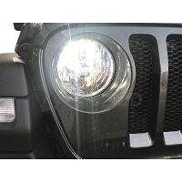 【ラッキーシール対応】【TRIPOD/トライポッド】【LHS-JL】JEEP/ジープ JLラングラー SPORTグレード専用キャンセラー内蔵モデル・カバー付 LEDヘッドライト