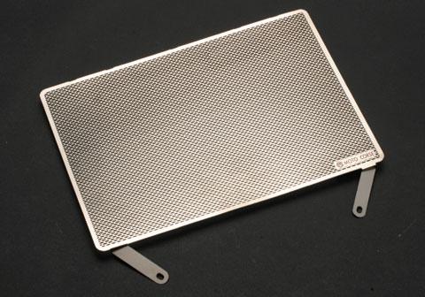 【MOTO CORSE/モトコルセ】チタニウム プロテクションスクリーン ラジエター for MVアグスタ F4 MCTP0010