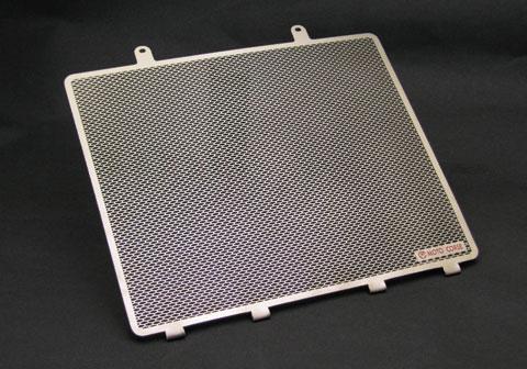 【MOTO CORSE/モトコルセ】チタニウム プロテクションスクリーン ラジエター for MVアグスタ BRUTALE MCTP0010