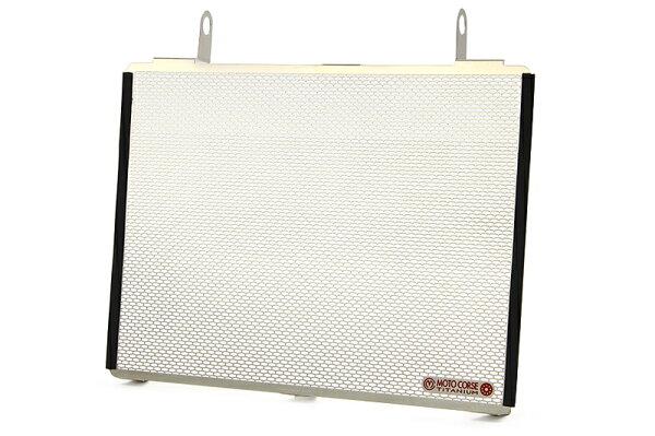 【MOTO CORSE/モトコルセ】チタニウム プロテクションスクリーン ラジエター for MVアグスタ BRUTALE MCTP0043