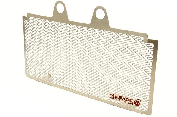 【MOTO CORSE/モトコルセ】チタニウム プロテクションスクリーン オイルクーラー for BMW RnineT MCTP0042