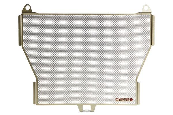 【MOTO CORSE/モトコルセ】チタニウム プロテクションスクリーン ラジエター for BMW S1000 MCTP0051