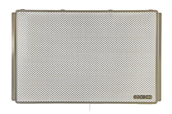 【MOTO CORSE/モトコルセ】チタニウム プロテクションスクリーン ラジエター for カワサキ Z1000/Ninja 1000/Z800 MCTP0046