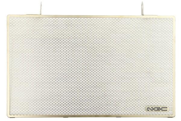 【MOTO CORSE/モトコルセ】チタニウム プロテクションスクリーン ラジエター for カワサキ ZRX 1200 DAEG MCTP0041