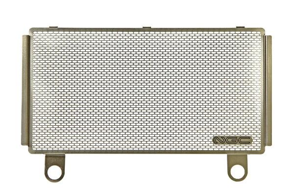【MOTO CORSE/モトコルセ】チタニウム プロテクションスクリーン ラジエター for カワサキ Ninja 250 MCTP0047