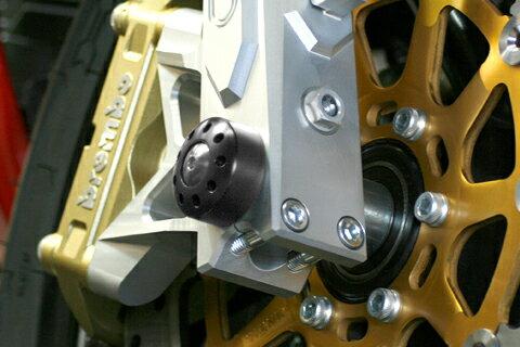 【MOTO CORSE/モトコルセ】アクスルスライダー with チタニウム フロント for bimota MCDBT0024