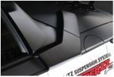 受注生産、予約販売受付中!【BLITZ/ブリッツ】エアロスピード RコンセプトAERO SPEED R-concept リアサイドダクトFRP未塗装 [S660 JW5 S07A]  60229