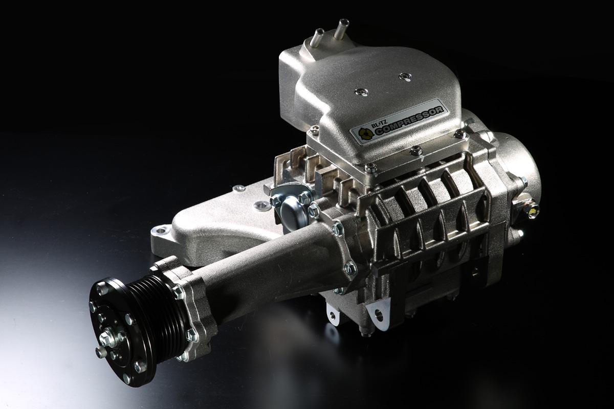 【BLITZ/ブリッツ】COMPRESSOR SYSTEM コンプレッサーシステム for HIACE TRH200V 10190
