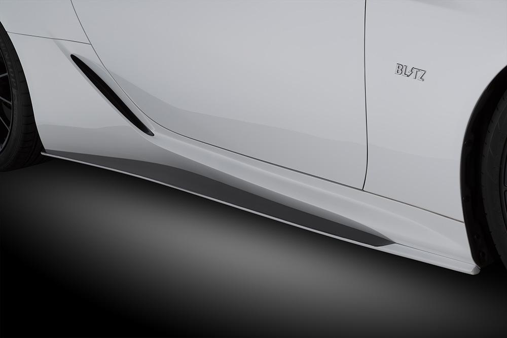 受注生産、予約販売受付中!【BLITZ/ブリッツ】エアロスピード RコンセプトAERO SPEED R-concept サイドスカート塗装済み [LEXUS LC500] 60288/60289/60290/60291/60292/60293/60294/60295/60296/60297/60298/60299/60300