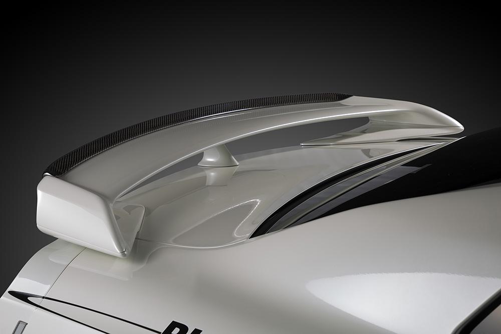 受注生産、予約販売受付中!【BLITZ/ブリッツ】エアロスピード RコンセプトAERO SPEED R-concept カーボンガーニーフラップ[GT-R]  60350