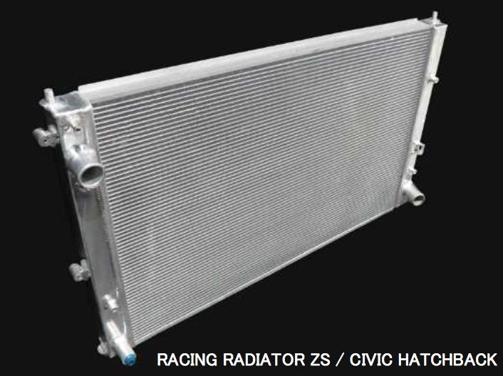 新発売!【BLITZ/ブリッツ】RACING RADIATOR TypeZSレーシングラジエーター タイプZS [HONDA CIVIC HATCHBACK,CIVIC SEDAN] 18872