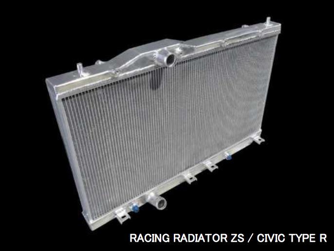新発売!【BLITZ/ブリッツ】RACING RADIATOR TypeZSレーシングラジエーター タイプZS [シビックタイプR FK8] 18874