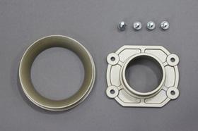 【BLITZ/ブリッツ】SUSパワーエアクリーナー アタッチメントセット(汎用)SUS Power Air Cleaner [C3 C4汎用Φ60] 26163