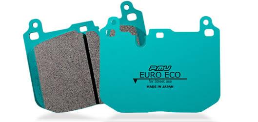 <title>前後セットでリアが5%OFF ユーロシリーズブレーキパッド Project μ プロジェクト ミュー euro ECO ユーロエコ 春の新作続々 Z219 リヤ アウディ A3</title>
