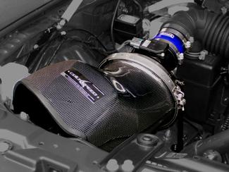 工場より直送のため代引不可【COLT SPEED/コルトスピード】ラムエアーシステムカーボンインテークパジェロ V87/V97 CSD0104-025