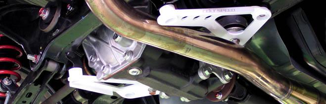工場より直送のため代引不可【COLT SPEED/コルトスピード】リア・クロスメンバーサポートギャランフォルティス・ラリーアート (CY4A/CX4A) ,RVR (GA3W) 4WDのみ CSD0108-022