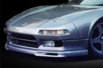 【GruppeM /グループ・エム】 HONDA NSX NA1/NA2 用 フロントリップスポイラー Ver.1 GM-0101