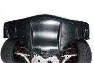 【KNIGHT SPORTS/ナイトスポーツ】 フロント・バンパースポイラー TYPE-3 アンダースイープパネル for RX-8('08/03~) KSE-71321