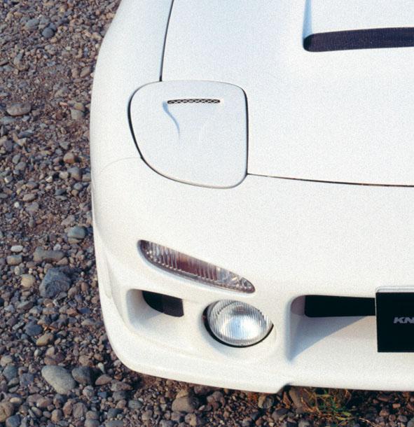 【KNIGHT SPORTS/ナイトスポーツ】 エア・インレット・ヘッドライト・リット for RX-7(FD3S ALL) KDC-74601