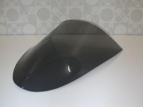 【ラッキーシール対応】【KEPLA/ケプラ】DN-01 エアロメーターバイザー FRP 黒ゲルコート DN00FB