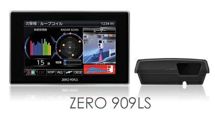 コムテック レーザー&レーダー探知機 セパレート ZERO909LS