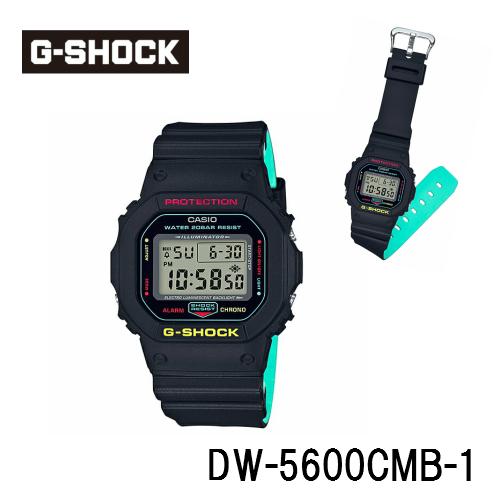 CASIO/カシオ G-SHOCK ブリージーラスタカラー DW-5600CMB-1 メンズ 腕時計【送料込】