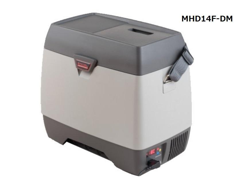 デジタル温度表示 エンゲル冷蔵・冷凍・温蔵庫 DC12V 容量14L MHD14F 【送料無料】